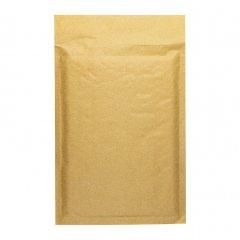Пакет с воздушной подушкой (200х275+50), коричневый 4, D/14/12216
