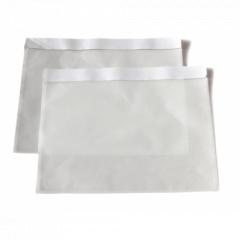 Самоклеющийся пакет А5 185х242 мм, прорезь