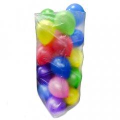 Мешки 140см*200см*20мкм, ПНД, прозрачные (Для шаров)