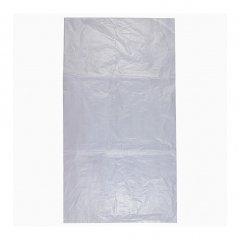 Мешки 50см*90см*40мкм, ПНД, прозрачный