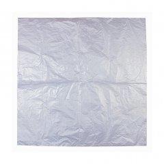 Мешки 65см*65см*16мкм, ПНД, прозрачный (без тиснения)