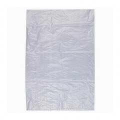 Мешки 50см*75см*30мкм, ПНД, прозрачный