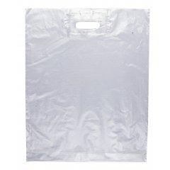 Пакет ВУР 40*50см(+3см), 50мкм, ПВД, прозрачный