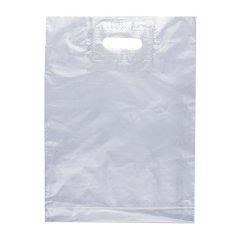 Пакет ВУР 30см*40см(+3)*50мкм, ПВД, прозрачный