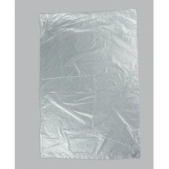 Мешки 50см*78см*10мкм, ПНД, прозрачные 250шт/уп (с тиснением)