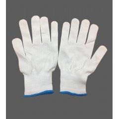 Перчатки вязанные нейлоновые с ПВХ