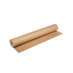 Крафт бумага в рулоне, ширина 84см, намоткам 120м, (78гр/м2)