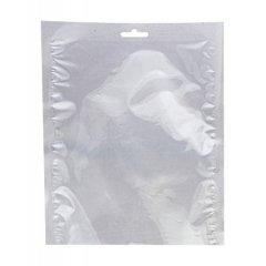 Вакуумный пакет 160х200 ПЭТ/ПЭ 60 мкм, еврослот