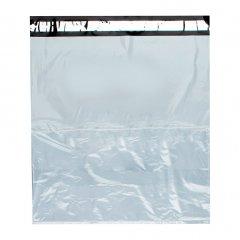 Курьерский пакет 380*400мм, без печати, с карманом