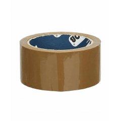 Скотч 48мм*45мкм, 66м, Unibob 600, коричневый