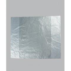 Мешки полиэтиленовые 54(+24)х116см, прозрачные (ПНД-25мкм)