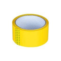 Скотч 48мм*43мкм, 40м, желтый