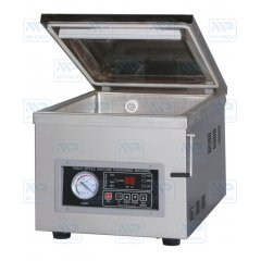 Настольная вакуум - упаковочная машина DZ-260/PD (нерж.)