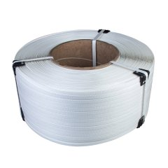 Лента полипропиленовая 12х0,6 (белая)