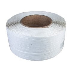 Лента полипропиленовая 15х1,0 (белая)