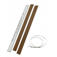 Ремкомплект для запайщика пакетов FS-700 (нихромовая нить, тефлон)