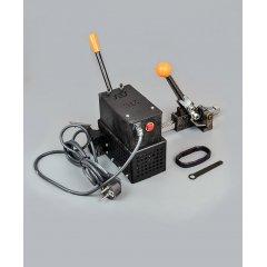 Ручная электрическая стреппинг машина с обрезкой (12-16мм) KZ-2