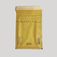 Пакет с воздушной подушкой (170х225+50), коричневый G3, С/13/12214