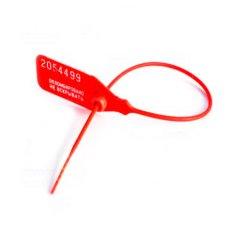 Универсальная пластиковая пломба Универсал-320 (красная)