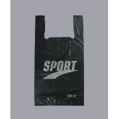 """Пакет Майка 30х55см, """"Sport"""" (17мкм)"""