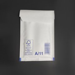 Пакет с воздушной подушкой (120х175+50), белый W1, A/11/12209