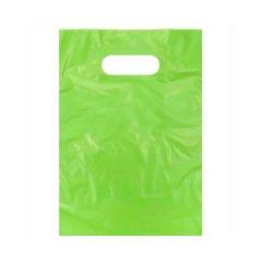 Пакет ВНУР 20см*30см(+0)*45мкм, ПВД, салатовый