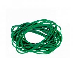 Колечки резиновые д/денег (30мм зелёные)
