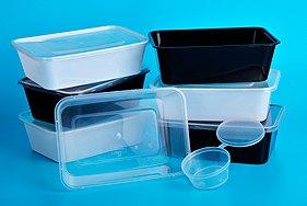 Одноразовые пищевые контейнеры
