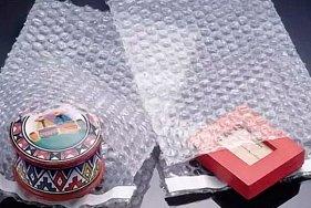 Воздушно пузырчатые пакеты с клапаном