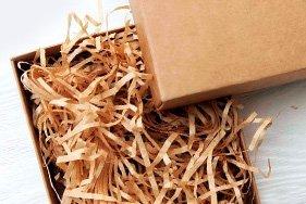 Наполнители для коробок из бумаги крафт
