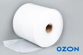 Белый рукав для упаковки на OZON